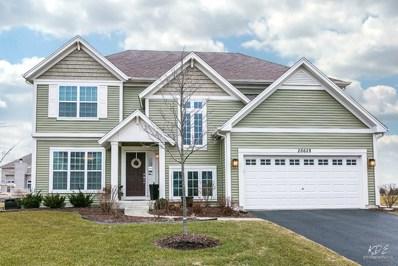 26628 W RED APPLE Road, Plainfield, IL 60585 - MLS#: 09868189