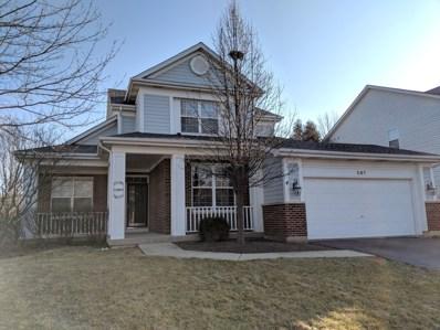 587 Capital Lane, Gurnee, IL 60031 - MLS#: 09868417