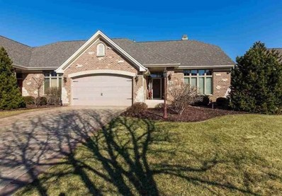 6332 PORTOFINO Court UNIT 1, Rockford, IL 61107 - MLS#: 09868452