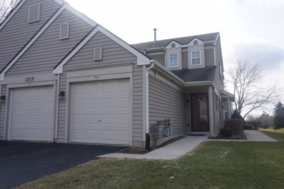 2219 Waterleaf Court UNIT 201, Naperville, IL 60564 - MLS#: 09868706
