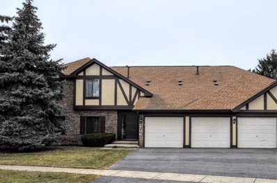 706 Cross Creek Drive UNIT 1A, Roselle, IL 60172 - MLS#: 09869067
