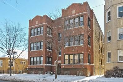 2419 W Foster Avenue UNIT 1W, Chicago, IL 60625 - MLS#: 09869144