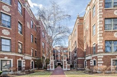 408 RIDGE Avenue UNIT 20-3, Evanston, IL 60202 - MLS#: 09869368