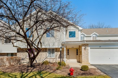 430 Somerset Court UNIT D, Aurora, IL 60504 - #: 09869397
