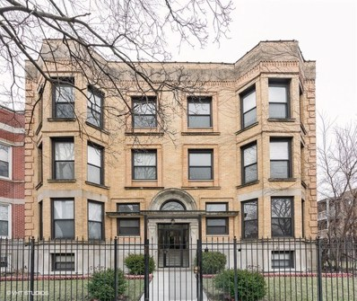 6547 S Ellis Avenue UNIT 3, Chicago, IL 60637 - MLS#: 09869472