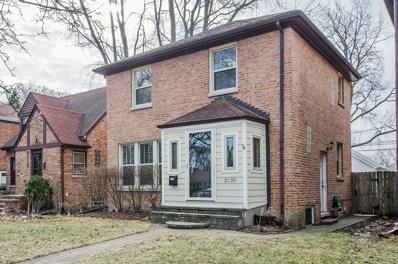 2120 Cleveland Street, Evanston, IL 60202 - MLS#: 09869513