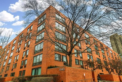 1143 S Plymouth Court UNIT 109, Chicago, IL 60605 - MLS#: 09869697