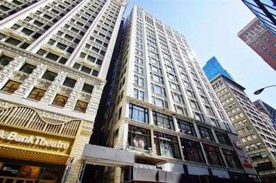 8 W MONROE Street UNIT 1503, Chicago, IL 60603 - MLS#: 09869935