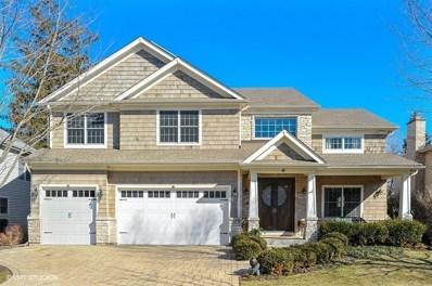 1107 N Derbyshire Drive, Arlington Heights, IL 60004 - MLS#: 09869943