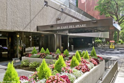 200 E DELAWARE Place UNIT 27F, Chicago, IL 60611 - MLS#: 09869976