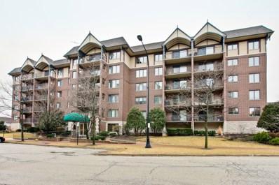 10 S Wille Street UNIT 509, Mount Prospect, IL 60056 - MLS#: 09870073