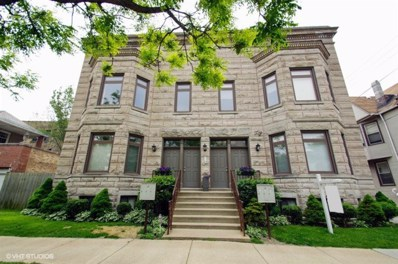 1715 W Leland Avenue UNIT 1, Chicago, IL 60640 - MLS#: 09870251
