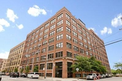 913 W Van Buren Street UNIT 6G, Chicago, IL 60607 - MLS#: 09870391