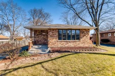 15931 Lorel Avenue, Oak Forest, IL 60452 - MLS#: 09870412