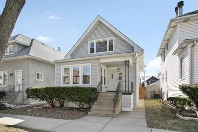 5943 W Byron Street, Chicago, IL 60634 - MLS#: 09870575