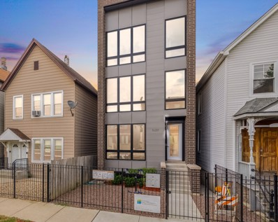 1627 N campbell Avenue UNIT 1, Chicago, IL 60647 - MLS#: 09870666