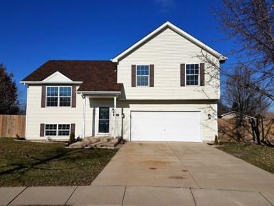 2105 Dryden Lane, Joliet, IL 60435 - #: 09870675