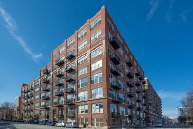 1500 W MONROE Street UNIT 505, Chicago, IL 60607 - MLS#: 09870901