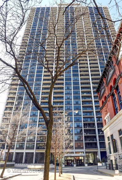 1560 N SANDBURG Terrace UNIT 1708, Chicago, IL 60610 - MLS#: 09870922