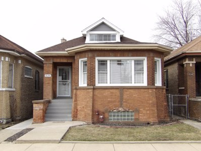 8144 S Hermitage Avenue, Chicago, IL 60620 - MLS#: 09871093