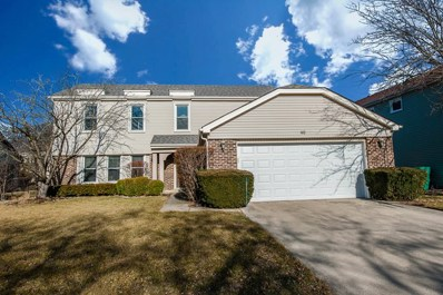 46 E Fox Hill Drive, Buffalo Grove, IL 60089 - MLS#: 09871106