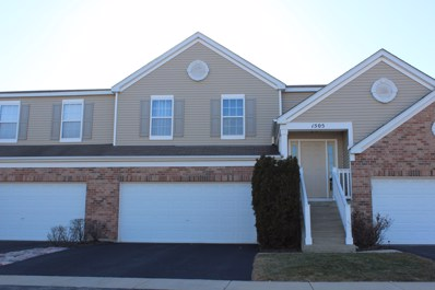 1505 WESTHAMPTON Drive, Plainfield, IL 60586 - MLS#: 09871111