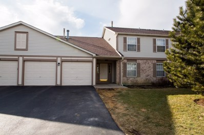 245 Crestview Drive UNIT A, Wauconda, IL 60084 - MLS#: 09871206