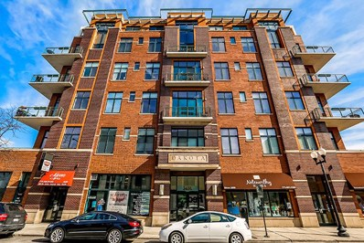 3631 N Halsted Street UNIT 206, Chicago, IL 60613 - MLS#: 09871251