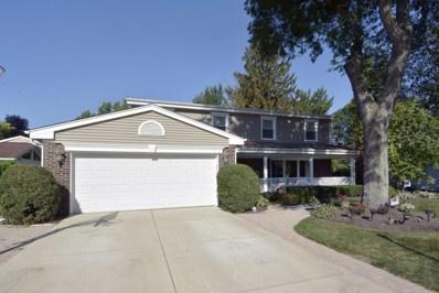 1124 N Derbyshire Drive, Arlington Heights, IL 60004 - MLS#: 09871327