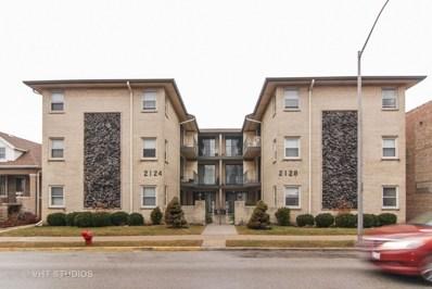 2124 N harlem Avenue UNIT 1W, Elmwood Park, IL 60707 - MLS#: 09871403