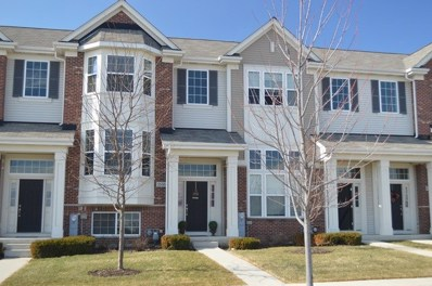 1636 Persimmon Street UNIT 1636, Hanover Park, IL 60133 - MLS#: 09871459