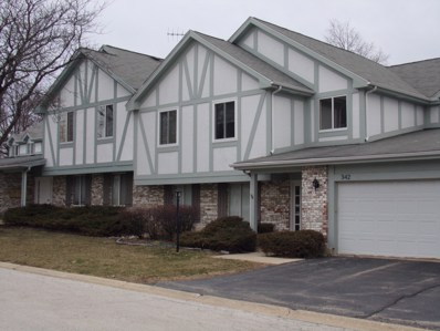 342 SpringLake Lane UNIT C, Aurora, IL 60504 - MLS#: 09871639