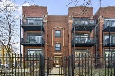 1435 W Addison Street UNIT 3, Chicago, IL 60613 - MLS#: 09871869