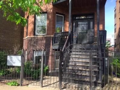 848 N Fairfield Street, Chicago, IL 60622 - MLS#: 09871984