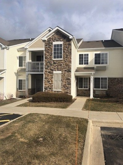 2121 SILVERSTONE Drive UNIT 2121, Carpentersville, IL 60110 - MLS#: 09872065