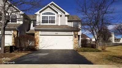 927 Mesa Drive, Lake In The Hills, IL 60156 - MLS#: 09872167