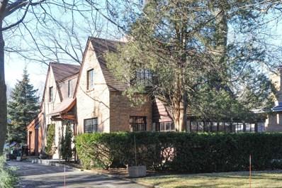 1896 Elmwood Drive, Highland Park, IL 60035 - MLS#: 09872209