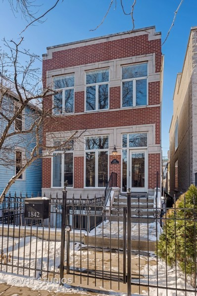 1842 N Marshfield Avenue, Chicago, IL 60622 - MLS#: 09872216