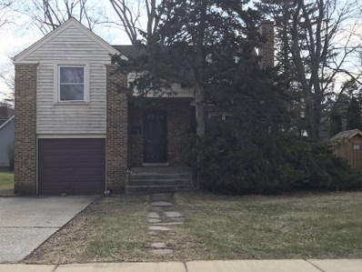 839 Sheridan Place, Downers Grove, IL 60515 - MLS#: 09872322