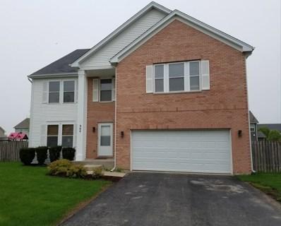 904 Foxview Drive, Joliet, IL 60431 - #: 09872470
