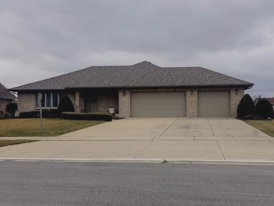 20448 S HUNTER Drive, Frankfort, IL 60423 - MLS#: 09872481