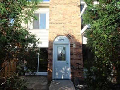 1979 Sudbury Drive, Hoffman Estates, IL 60169 - #: 09872963