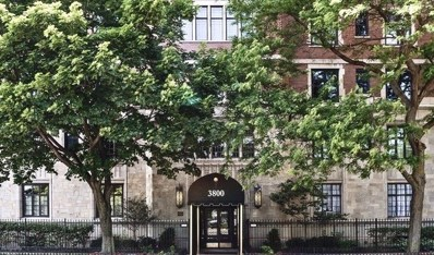 3800 N Lake Shore Drive UNIT 1E, Chicago, IL 60613 - MLS#: 09872964