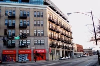 1645 W Ogden Avenue UNIT 512, Chicago, IL 60612 - MLS#: 09873059