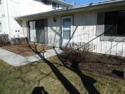 162 Quincy Court UNIT C, Bloomingdale, IL 60108 - #: 09873206