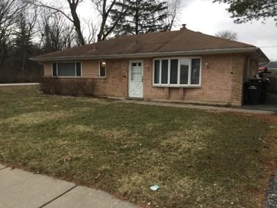 450 Niagara Street, Park Forest, IL 60466 - MLS#: 09873259