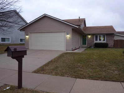930 Moccasin Court, Carol Stream, IL 60188 - MLS#: 09873336