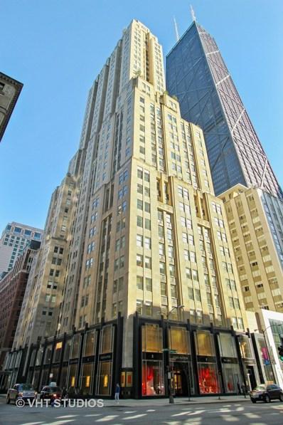 159 E Walton Place UNIT 13D, Chicago, IL 60611 - MLS#: 09873472