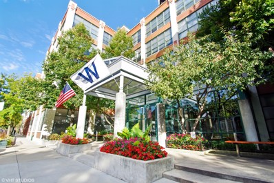 1800 W ROSCOE Street UNIT 314, Chicago, IL 60657 - MLS#: 09873526