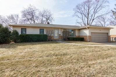 128 N Norman Drive, Palatine, IL 60074 - MLS#: 09873664